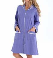 Eileen West Stella Short Zip Robe 5115884