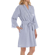 Eileen West Summertime Short Wrap Robe 5115923