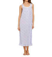 Eileen West Sheer Jersey Ballet Nightgown 5215919
