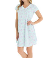 Eileen West Jersey Short Nightgown 5315902