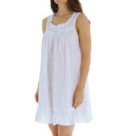 Eileen West Sleeveless Short Nightgown 5315912