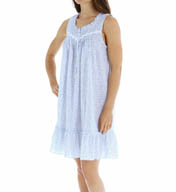 Eileen West Summertime Short Nightgown 5315923