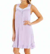 Eileen West Short Nightgown 5315945