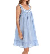 Eileen West Bayside Sleeveless Short Nightgown 5315948