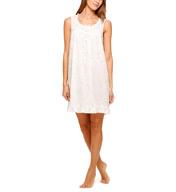 Eileen West Radiant Sleeveless Short Nightgown 5315962