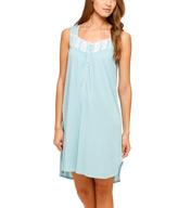 Eileen West Seascape Short Nightgown 5315965