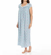 Eileen West Flora Ballet Cap Sleeve Modal Nightgown 5415842