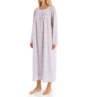 Eileen West Plum Ballet Long Nightgown 5415844