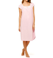 Eileen West Botanic Jersey Waltz Nightgown 5515954