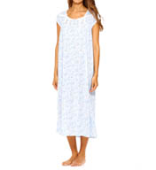 Eileen West Seaside Bloom Waltz Nightgown 5615926