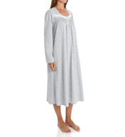 Eileen West Berry Long Sleeve Ballet Nightgown 5815959