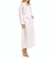 Eileen West Seersucker Ballet Wrap Robe 5915911