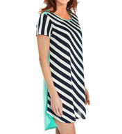 Ellen Tracy Short Sleeve Sleep Tee 8215380
