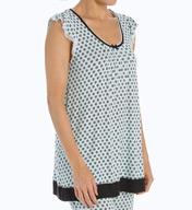 Ellen Tracy Mad About Mint Short Sleeve Top 8415397