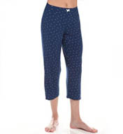 Ellen Tracy Making A Splash Cropped Pant 8615314