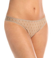 Else Baklava Lace Thong EC-324T