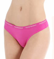 Emporio Armani Cotton Delight Thong 162427CD