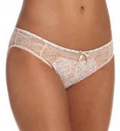 Emporio Armani Fantasy Print Micro Lace Brief Panty 162525FP