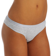 Emporio Armani Cotton Delight Stretch Brazilian Brief Panty 63179263