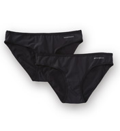 Emporio Armani Flawless Microfiber Brief Panty - 2 Pack 63330710