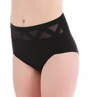 Empreinte Sublime Chevron High Waist Brief Swim Bottom DSS-SUB