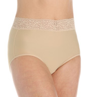 Ex Officio Give-N-Go Lacy Full Cut Brief Panty 2195