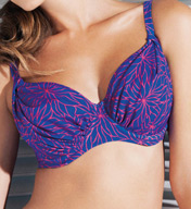 Fantasie Cape Verde Underwire Gathered Full Cup Swim Top FS5412