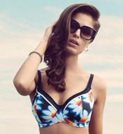 Fantasie Santa Fe Underwire Padded Balcony Bikini Swim Top FS5932