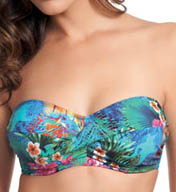 Fantasie Dominica Underwire Twist Bandeau Bikini Swim Top FS5961