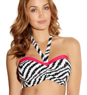Fantasie Montego Bay Gathered Bandeau Bikini Top FS5977