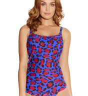 Fantasie Portofino Underwire Scoop Neck Tankini Swim Top FS6002