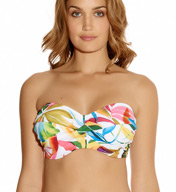 Fantasie Boca Chica Underwire Twist Bandeau Bikini Swim Top FS6033