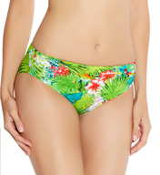 Fantasie Antigua Mid Rise Gathered Swim Brief FS6060