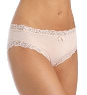 fine lines Microfiber Low Rise Bikini Panty MB041