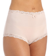 fine lines Microfiber High Rise Brief Panty MB061
