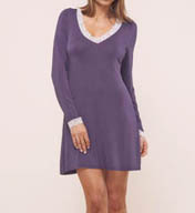 Fleur't In the Mood Long Sleeve Sleepshirt 4173