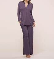 Fleur't At Night Two Piece Pajama Set 5606FNT