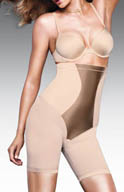 Flexees Easy Up Hi Waist Thigh Slimmer 1455