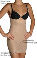 Flexees Weightless Power Hi Waist Half Slip 5063