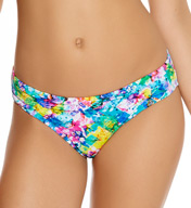 Freya Paradise Island Ruched Hipster Brief Swim Bottom AS3276
