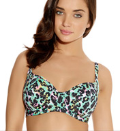 Freya Malibu Underwire Sweetheart Padded Bikini Swim Top AS3719