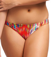 Freya Penza Hipster Gathered Brief Swim Bottom AS3734