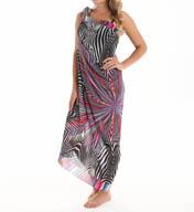 Gottex Rainbow Zebra Pareo 15RA500