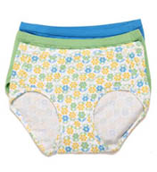 Hanes Comfort Soft Cotton Stretch Low-Rise Panty - 3 PK ET39