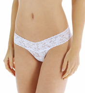 Hanky Panky Signature Lace XXS Low Rise Thong 4911PET