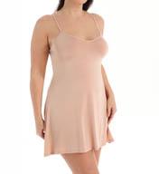 Hanky Panky Silky Skin Plus Size Basic Slip 865184X
