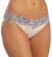 Hanky Panky Jaguar Cotton with a Conscience V-kini Panty 892231
