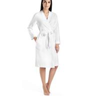 Hanro Cotton Pique Robe 7303