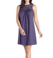 Hanro Carla Knit Tank Gown 7569