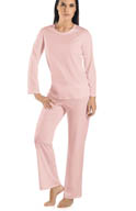 Hanro Tonight Long Sleeve Pajama Set 7759